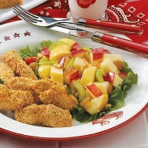 Crispy N Crunchy Salad Recipe