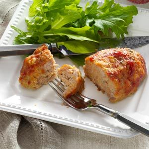 Italian Meat Loaves Recipe