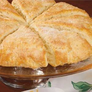 Featherlight Scones Recipe
