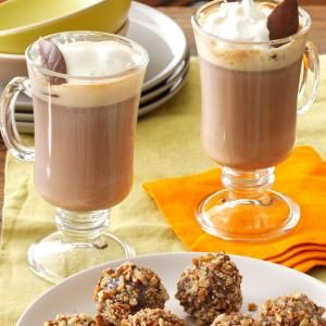 Favorite Mint Hot Chocolate Recipe