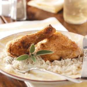 Chicken and Rice Dinner Recipe