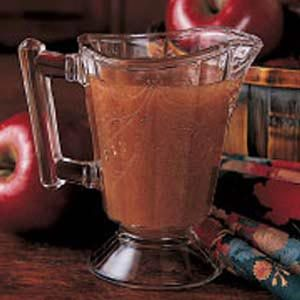 Apple Spice Syrup Recipe