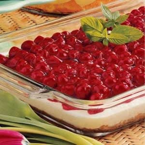 Cherry Cheese Delight Recipe