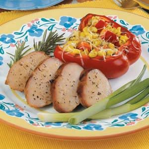 Teriyaki Pork Tenderloin Recipe