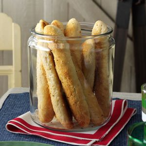 Savory Biscuit-Breadsticks Recipe