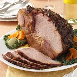 Orange-Glazed Ham Recipe