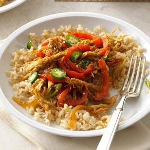 Sesame Turkey Stir-Fry Recipe