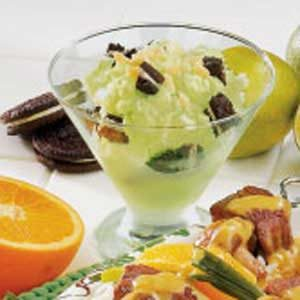 Cookie Lime Parfaits Recipe