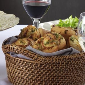 Green Onion Rolls Recipe