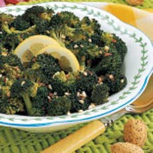 Almond Broccoli Stir-Fry Recipe