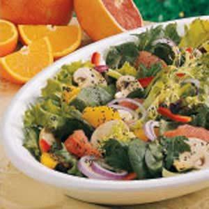 Sweet-Sour Citrus Salad Recipe