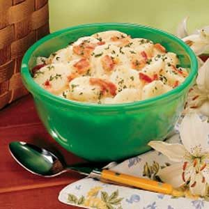 German Potato Salad for a Crowd