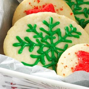 Key-Lime Butter Cookies Recipe