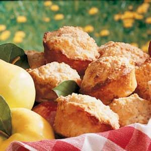 Apple Cinnamon Streusel Muffins Recipe