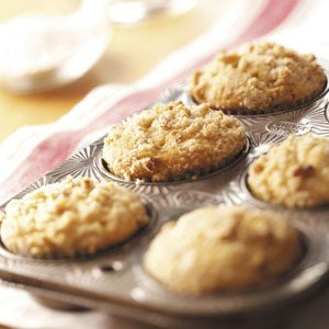 Apple Crunch Muffins Recipe