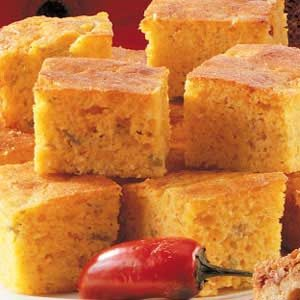 Little Texas Corn Bread Recipe