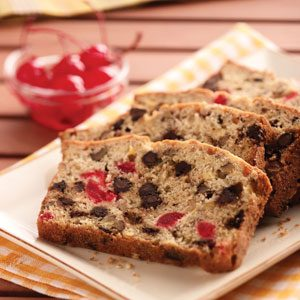 Banana Split Bread Recipe