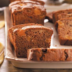 Sweet 'n' Savory Date Loaves Recipe
