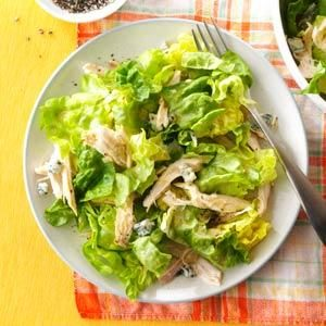 Chicken Salad with Dijon Vinaigrette Recipe