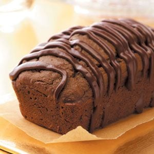 Chocolate Mini Loaves Recipe