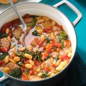 Kale Soup   Taste of Home