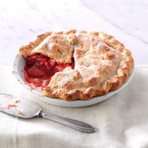 Double-Crust Strawberry Pie Recipe