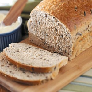 Three-Grain Wild Rice Bread Recipe