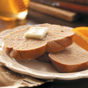 Honey Whole Wheat Braids Recipe