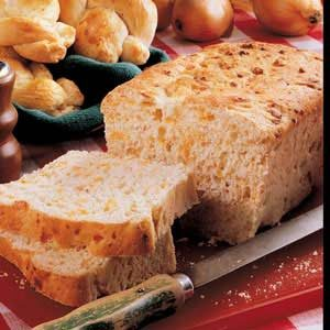Cheddar Batter Bread Recipe