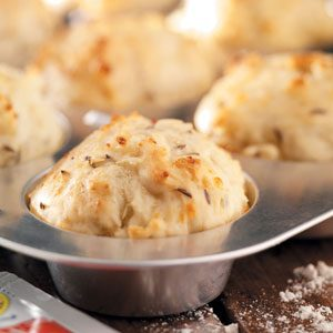 Caraway Puffs Recipe