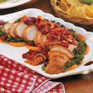 Cranberry Orange Salsa Recipe