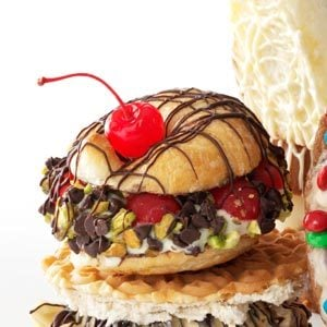 Sicilian Ice Cream Sandwiches Recipe