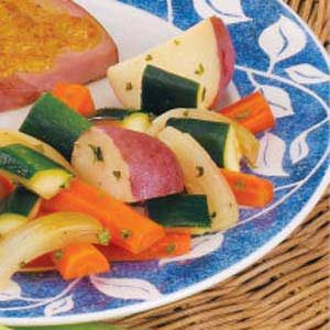 Potato Vegetable Medley Recipe