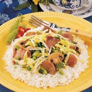 Pork Tenderloin Stir-Fry Recipe