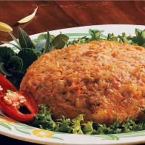 Slow Cooker Salmon Loaf Recipe