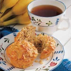 Banana Apple Muffins Recipe