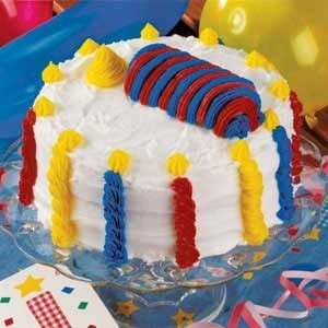 Firecracker Cake Recipe