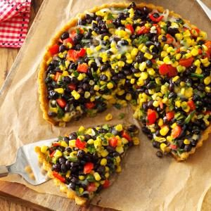 Black Bean Tart Recipe