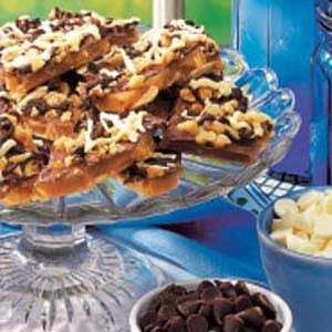 Three-Chip English Toffee Recipe