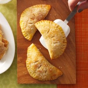 Hand-Held Apple Pies Recipe