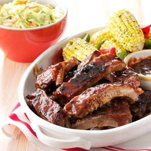 Honey-Beer Braised Ribs Recipe