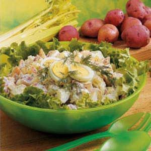 Creamy Potato Salad Recipe