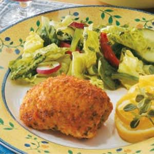 Breaded Chicken Breasts Recipe