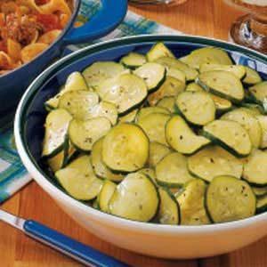 Stir-Fried Zucchini Recipe