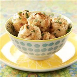 Grandma's Potato Dumplings Recipe
