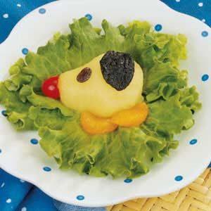 Puppy Dog Salad Recipe
