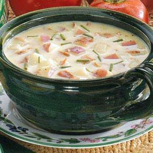Potato Chowder Recipe