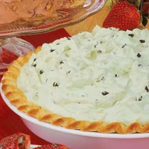 Mint Chocolate Pie Recipe