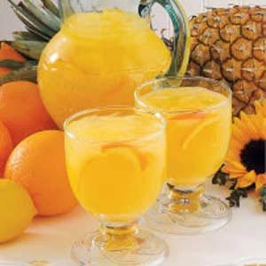 Sunny Citrus Cooler Recipe