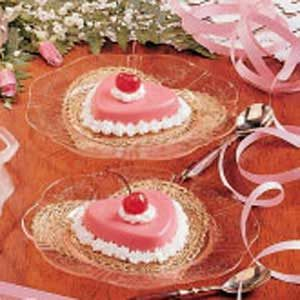 Sweetheart Mousse Recipe